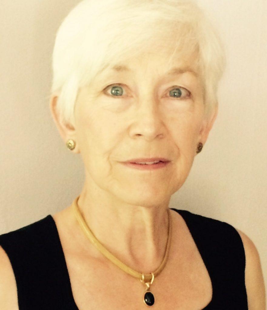 Carole Megarry photo - August 2016