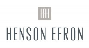 Henson & Efron, P.A. law firm logo