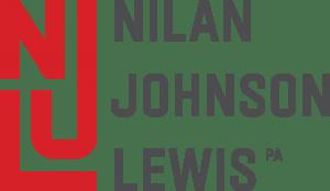 logo for Nilan Johnson Lewis law firm