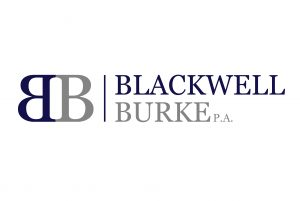 logo for Blackwell Burke PA law firm
