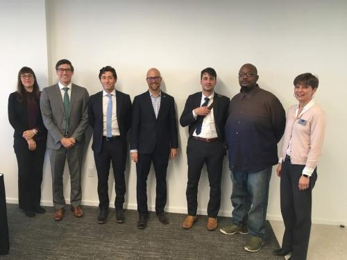 Celebration and Round Table with Mayor Frey on the More Representation Minneapolis Project, 2019