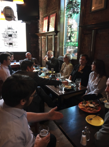 Happy Hour with the Ramsey County Volunteers, 2019